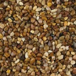 Brittany Bronze Dried Gravel 10mm