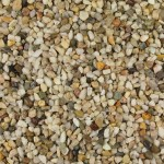Pearl Quartz Dried Gravel 5-8mm