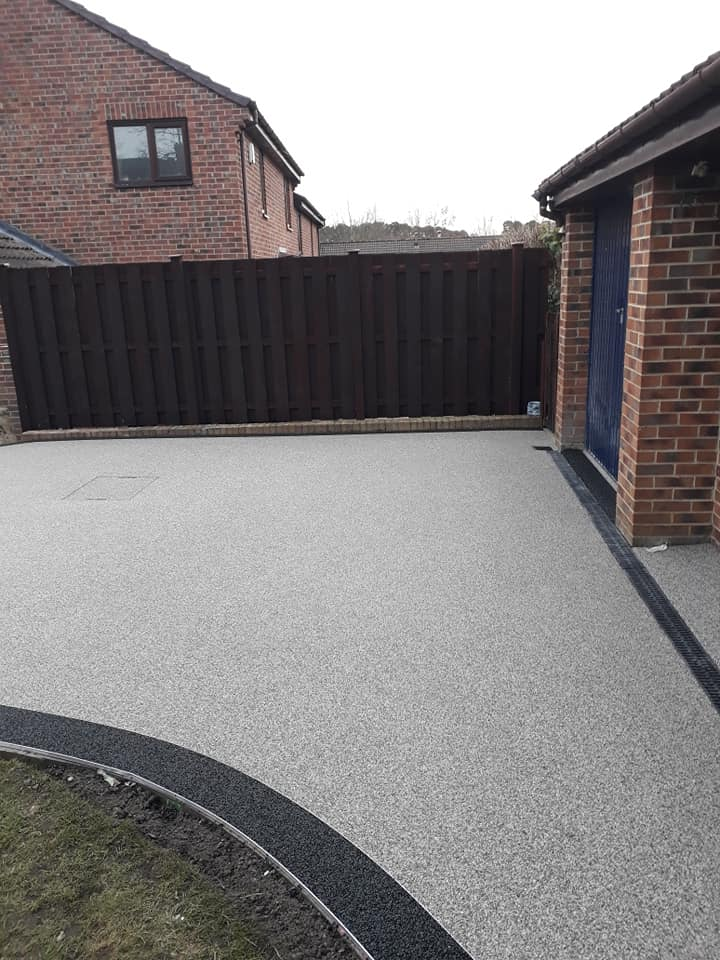Pebblemagic Resin Driveways