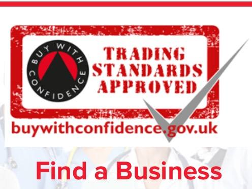 resin driveways trading standards