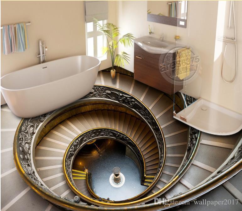 3d interior flooring